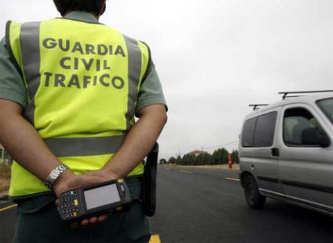 Localización y aviso de multas